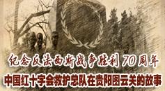 南明區紀念抗日戰爭和世界反法西斯戰爭勝利70周年係列活動