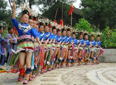 丹寨:蚩尤祭地 非遺之鄉