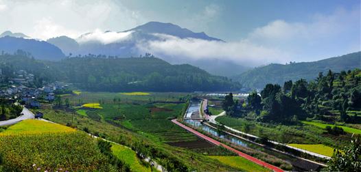 貴州開陽:打造和諧民族村寨有高招