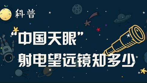 """圖解:""""中國天眼""""——射電望遠鏡知多少"""