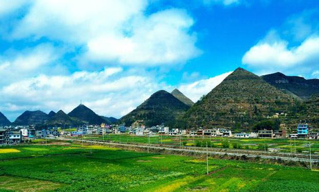 8月贵州79个县空气质量百分百达标 安龙排全省第一