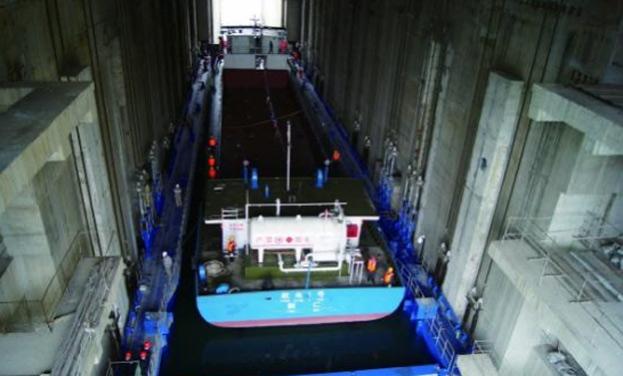 貴州水運建設大會戰收官 烏江全線實現復航