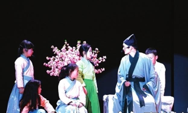 首部貴州歷史文化少兒教育劇《演繹貴州》精彩亮相