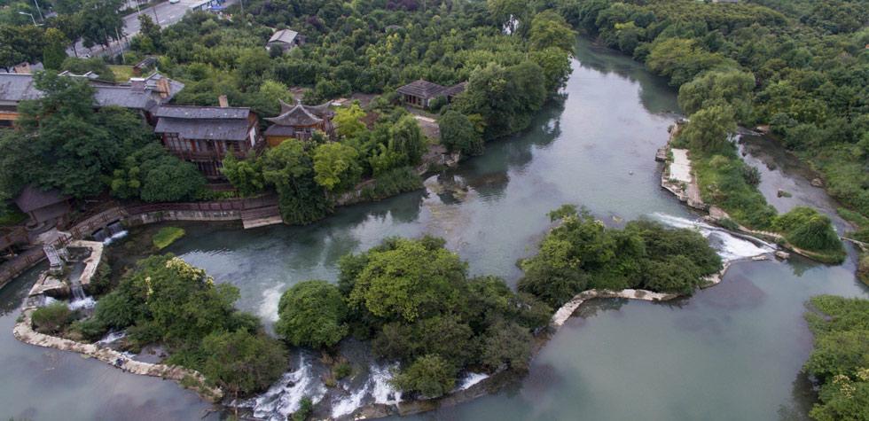 貴陽:保護生態濕地 堅持綠色發展