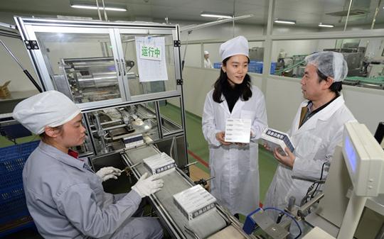 貴州烏當醫藥産業發展迅猛