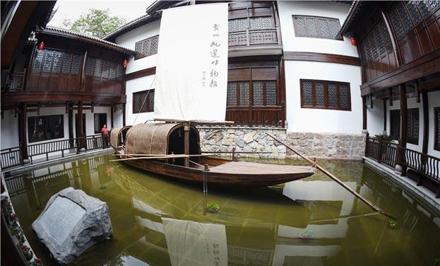 貴州航運博物館在習水開館