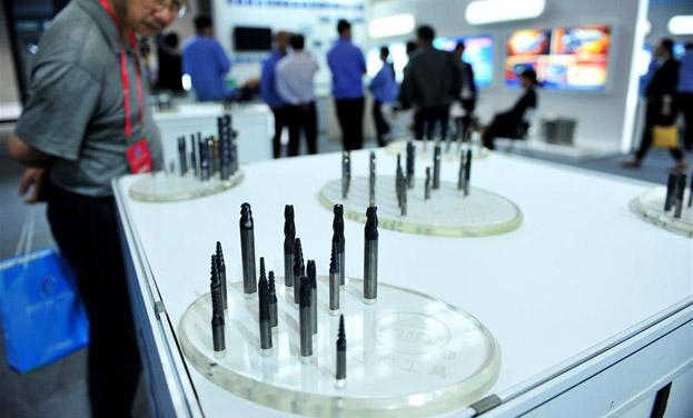 貴州首屆裝備工業博覽會開幕