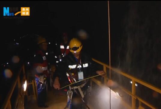 滬昆高鐵白岩腳隧道搶險紀實