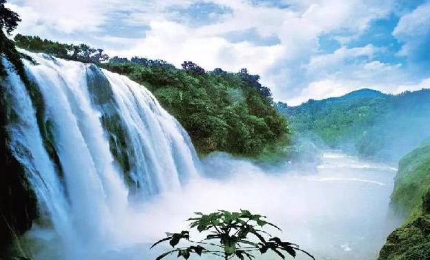 美國CNN強推貴州黃果樹大瀑布:中國最美的地方之一