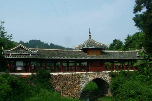 陽山風雨橋