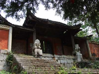 普安崧巋寺