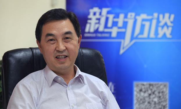 [新華訪談]王華平:聚力大數據 打造雲黨建