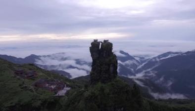 鳥瞰綠色貴州:梵天凈土有青山
