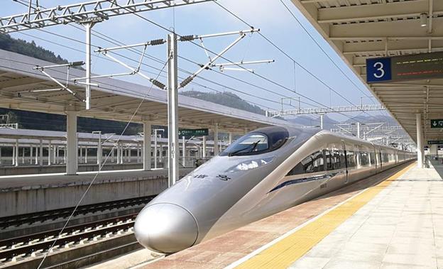 貴陽東站開始辦理客運業務