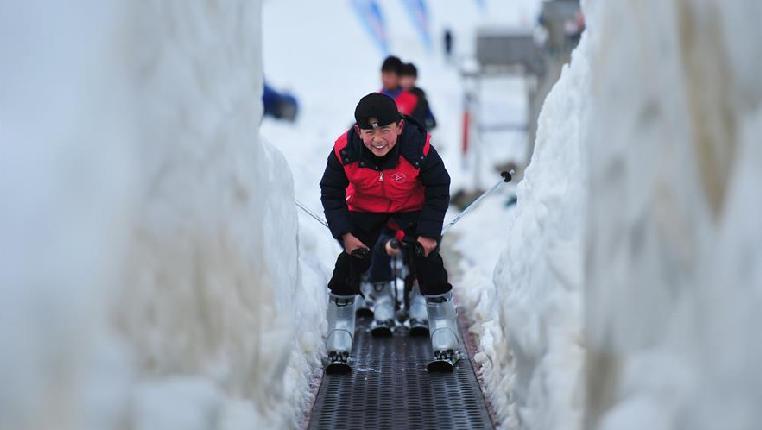 貴州舉辦青少年冬季體育大會