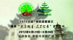 2012南明茶文化係列活動