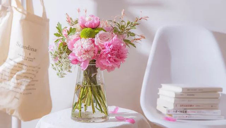 春暖花開 | 你會插花嗎,我教你呀!