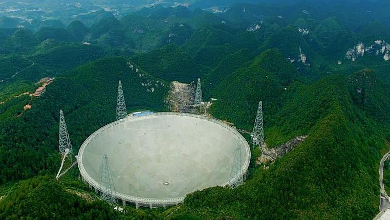 """""""中國天眼""""已發現11顆新脈衝星"""