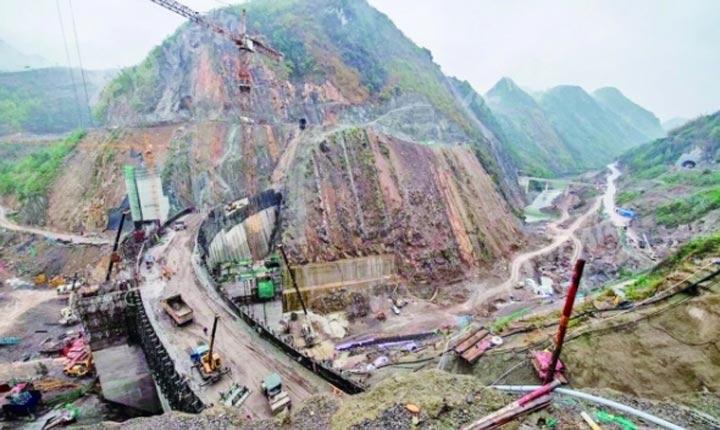 马岭水利枢纽工程 预计年底完工