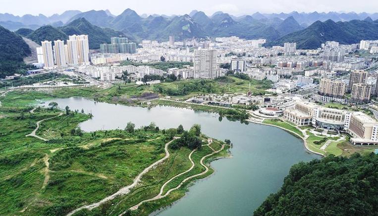 """國家生態文明試驗區貴州的""""綠色之路"""""""