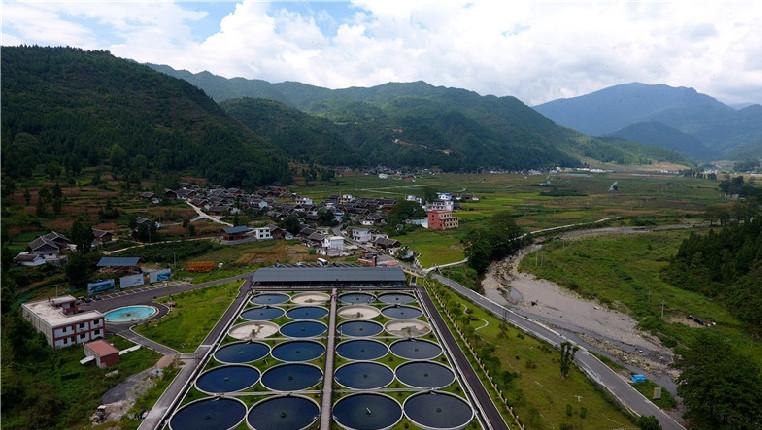 【特色新興産業看貴州】貴州江口立足生態優勢發展冷水魚養殖促脫貧