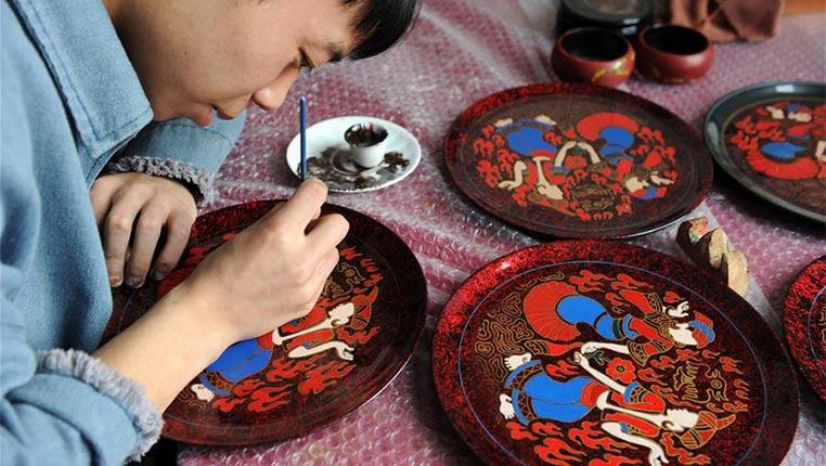 大方漆器:传承中的非遗技艺