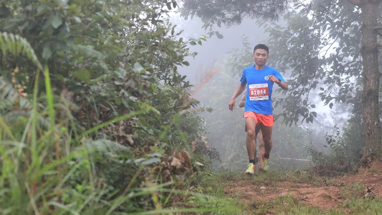 贵州金沙国际山地竞速挑战赛赛况