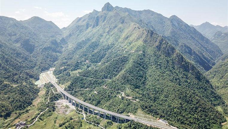 貴州羅望高速正式通車