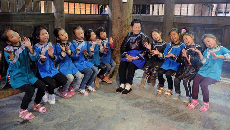 貴州榕江:侗族大歌代代傳