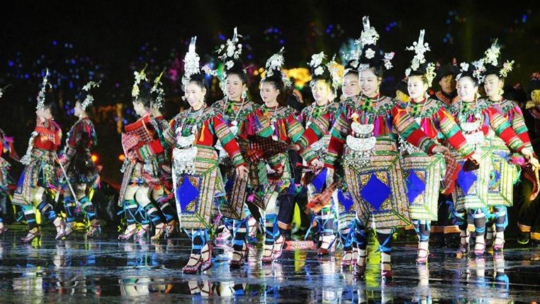 貴州黎平侗文化旅遊節開幕