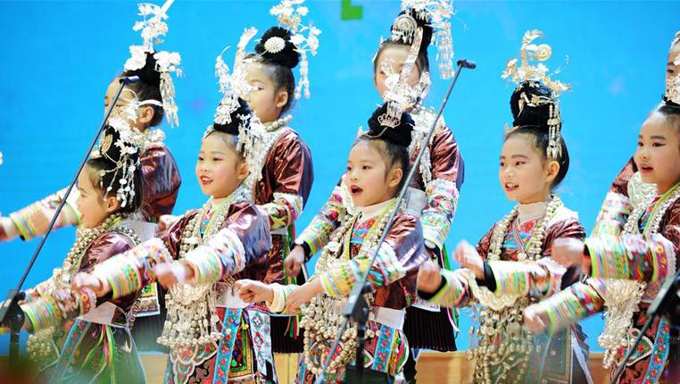 貴州黎平:賽大歌 過侗年