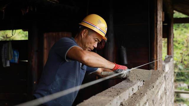 貴州丹寨:農村住房保障建設讓貧困戶安居