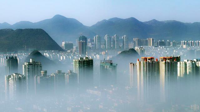 中國涼都·魅力鐘山