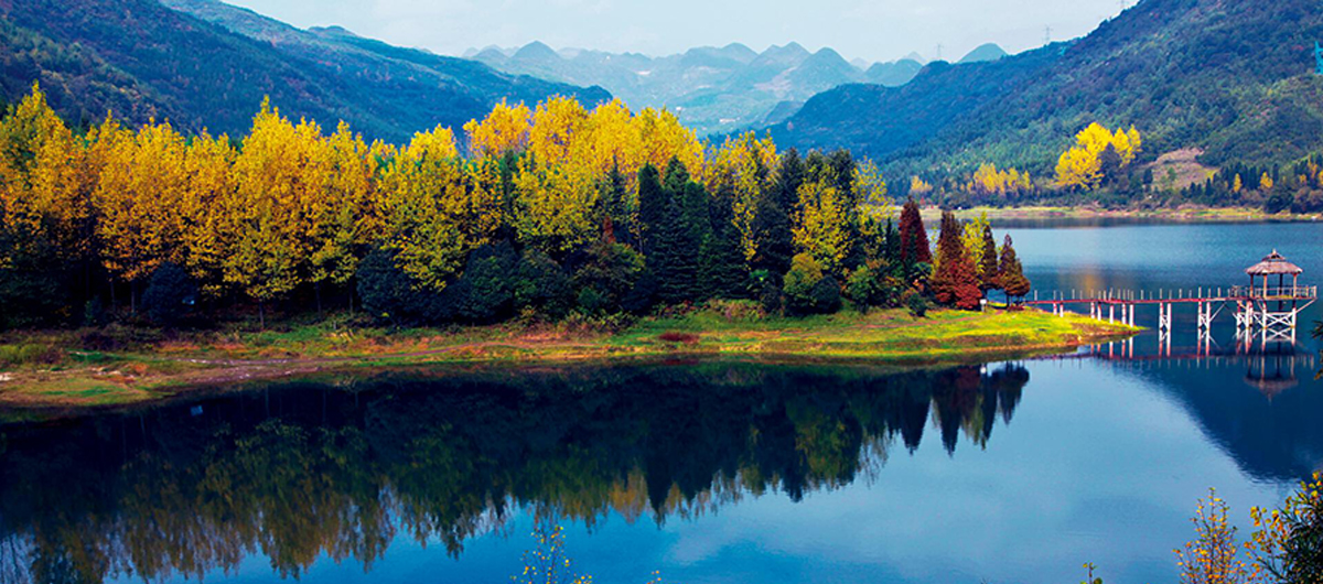 尋覓涼都美景 盡在三池三湖