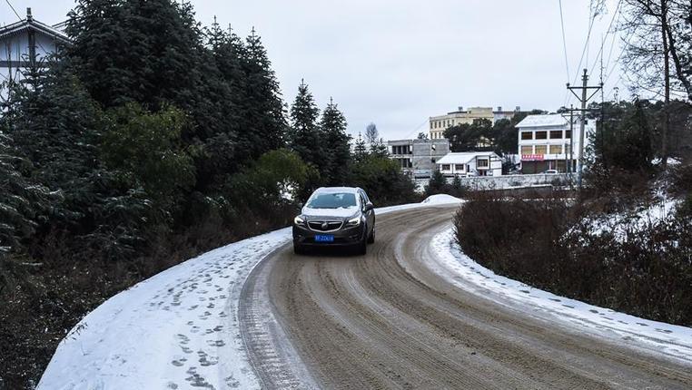 貴州迎來大范圍雨雪天氣