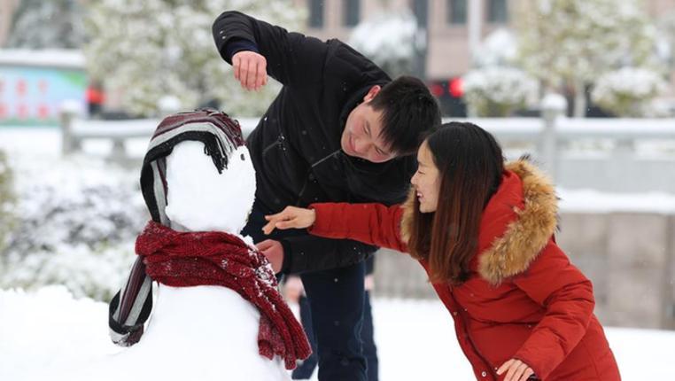 冰天雪地歡樂多
