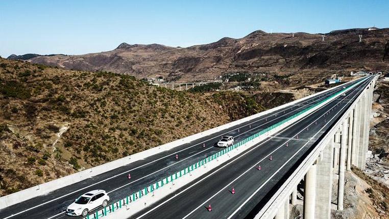 貴州六威高速建成通車