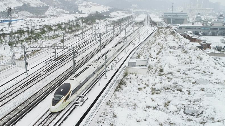 1月5日起鐵路實施新運行圖