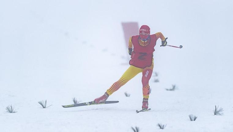 越野滑雪——全國青少年挑戰賽開賽