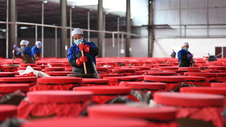貴州:古法紅酸湯 煥發新生機