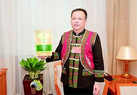 周紹軍代表: 我們的茶是幹凈茶
