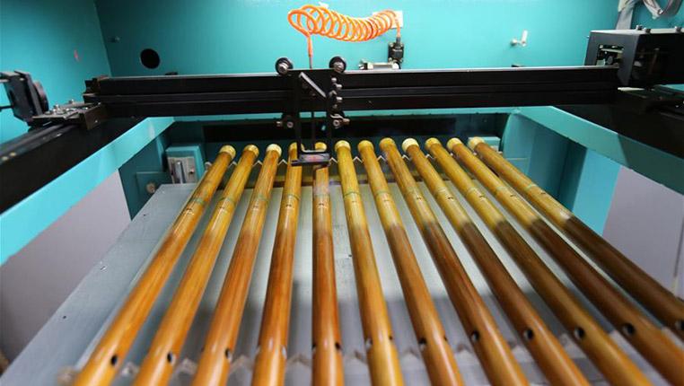 貴州玉屏:傳統簫笛産業煥發新活力