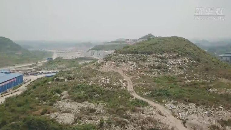 新華微視∣騰訊貴安七星數據中心完成基建施工