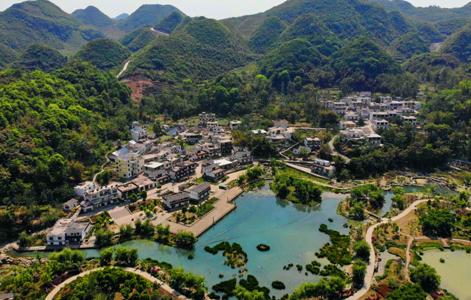 百車河、米籮鎮、水城縣南部茶園