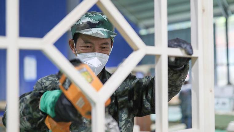 貴州玉屏:木結構加工助殘疾人脫貧