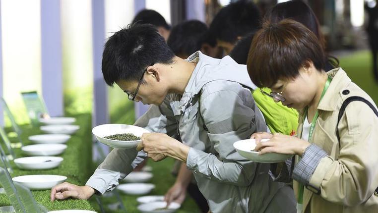 第三屆中國國際茶葉博覽會在杭州開展