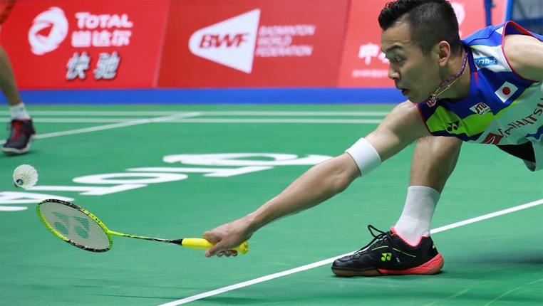 羽毛球——蘇迪曼杯:日本勝俄羅斯