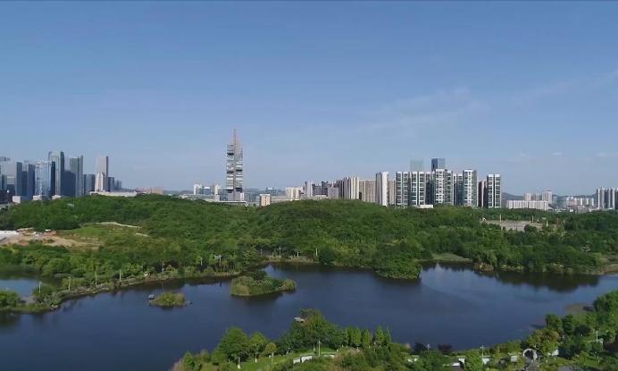 瞰中國|飛閱全國首個大數據綜合試驗區