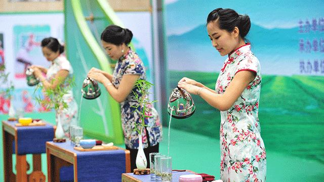 南明茶文化係列活動 聽説懂茶的人都關注了?