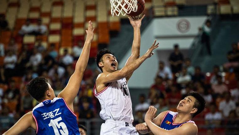 籃球——NBL:貴州古霧堂茶勝安徽莆田興發